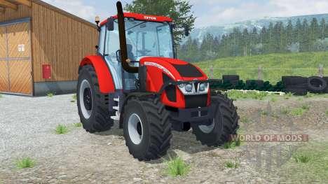 Zetor Forterra 100 HSX para Farming Simulator 2013
