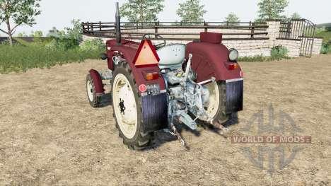 Ursuꜱ C-355 para Farming Simulator 2017