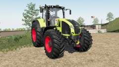 Claas Axion 920-950 para Farming Simulator 2017