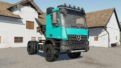 Mercedes-Benz Arocs AS 4x4 para Farming Simulator 2017