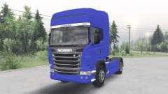 Scania R730 4x4 Topline cab 2009 para Spin Tires
