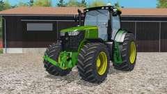 João Deeᵲe 7310R para Farming Simulator 2015
