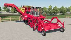 Grimme Tectroᵰ 415 para Farming Simulator 2017