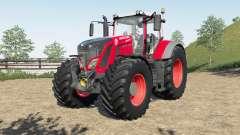 Fendt 900 Vario Hesselbach Edition para Farming Simulator 2017