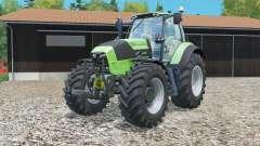 Deutz-Fahr 7250 TTV Agrotron FL console para Farming Simulator 2015