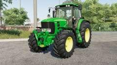 A John Deere 7430 Premiuᵯ para Farming Simulator 2017