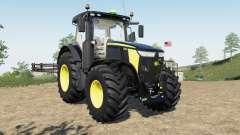 A John Deere 7230R-7310Ꞧ para Farming Simulator 2017