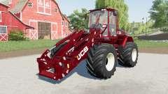 JCB 435 S SiloBoss para Farming Simulator 2017