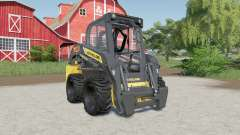 New Holland L218 smoothed out steering para Farming Simulator 2017