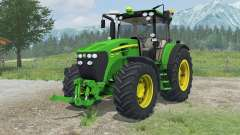John Deere 7930 with weight para Farming Simulator 2013