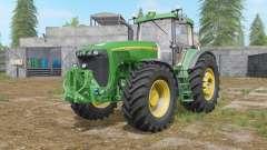 Jøhn Deere 8530 para Farming Simulator 2017