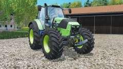 Deutz-Fahr 7250 TTV Agrotroɲ para Farming Simulator 2015