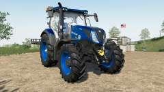 A New Holland T6.125〡T6.155〡T6.175 para Farming Simulator 2017