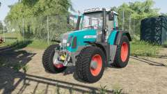Fendt Favorit 700 Variꝍ para Farming Simulator 2017