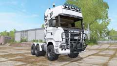 Scania R730 Agro para Farming Simulator 2017