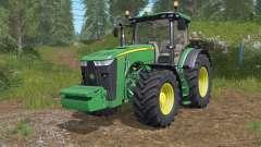 A John Deere 8245Ɍ-8400Ɍ para Farming Simulator 2017