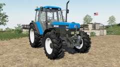 A New Holland 83Ꝝ0 Powerstar SLE para Farming Simulator 2017
