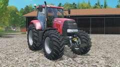 Case IH Puma 200 CꝞX para Farming Simulator 2015