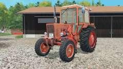 MTZ-80 console carregador frontal para Farming Simulator 2015