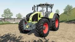 Claas Axioᵰ 920-960 para Farming Simulator 2017