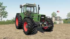 Fendt Favorit 615 LSA Turbomatik Tem para Farming Simulator 2017