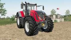 Fendt 930〡936〡939 Variꝍ para Farming Simulator 2017