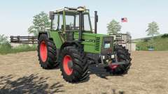 Fendt Favorit 611〡612〡615 LSA Turbomatik Tem para Farming Simulator 2017