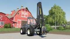 Sampo Rosenlew HR46X multicolor para Farming Simulator 2017