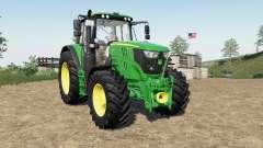 A John Deere 6135M〡6145M〡6155M para Farming Simulator 2017