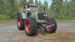 Fendt 930 Vario TMS movable axis para Farming Simulator 2017