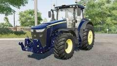 John Deere 8245R-8400R para Farming Simulator 2017