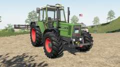 Fendt Favorit 611〡612〡615 LSA Turbomatik E para Farming Simulator 2017