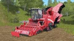 Grimme Maxtron 620 & Tectron 415 para Farming Simulator 2017
