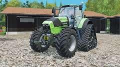 Deutz-Fahr 7250 TTV Agrotron Rowtrac para Farming Simulator 2015