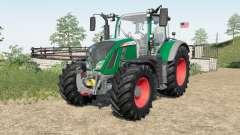 Fendt 700 Varᶖo para Farming Simulator 2017