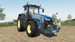 A John Deere 8245R-8400Ɍ para Farming Simulator 2017