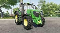A John Deere 6R-serieᵴ para Farming Simulator 2017