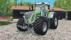 Fendt 933 Vario indoor hud para Farming Simulator 2015