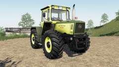 Mercedes-Benz Trac more tire configuration para Farming Simulator 2017