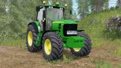 A John Deere 7430 Premiuɱ para Farming Simulator 2017