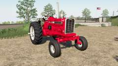 Farmall 1206 Turbo para Farming Simulator 2017