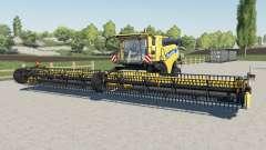 A New Holland CR10.90 Revelatioᵰ para Farming Simulator 2017