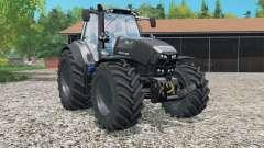 Deutz-Fahr 7250 TTV Agrotron Preto Editioᵰ para Farming Simulator 2015