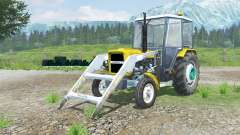 Ursus C-330 frente loadeᵲ para Farming Simulator 2013
