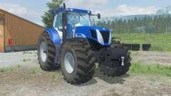 Novo Hollanᵭ T7070 para Farming Simulator 2013