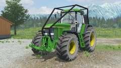 John Deere 7810 Forest Edition para Farming Simulator 2013