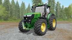 John Deere 7280R&7310R fixed para Farming Simulator 2017