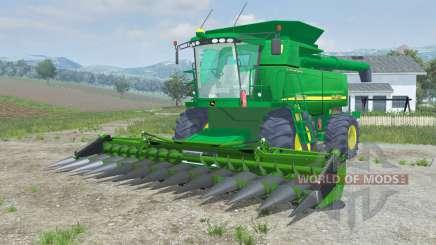 Jꝍhn Deere 9750 STS para Farming Simulator 2013