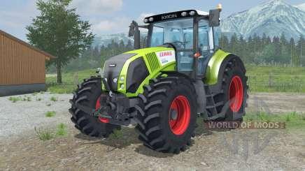 Claas Axiꝍn 820 para Farming Simulator 2013