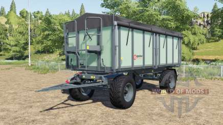 Kroger Agroliner HKD 302 with color choice para Farming Simulator 2017